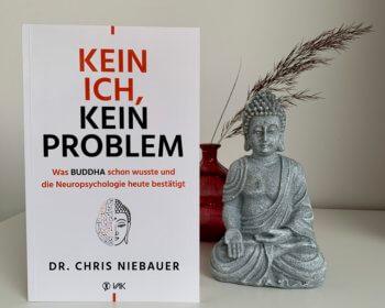 Dr. Chris Niebauer: Kein Ich, kein Problem, Sachbuch