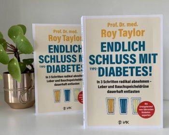 Roy Taylor: Endlich Schluss mit Typ-2-Diabetes, Sachbuch